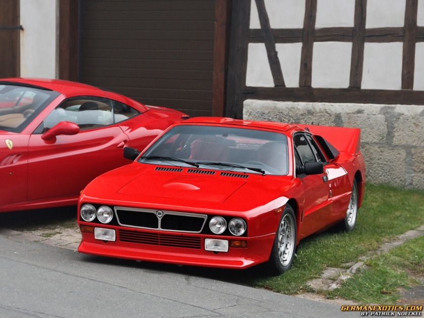Abarth Lancia 037 Car Tuning