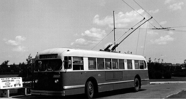 ACF-ETB Trolley Edmonton
