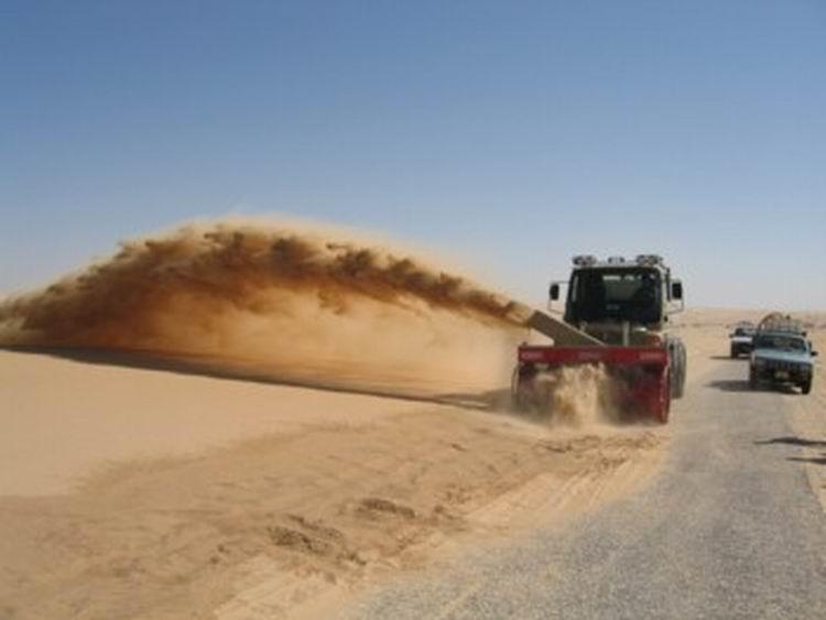 AEBI Sandblower