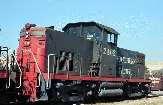 Alco Century 415-420 Diesel Railroad