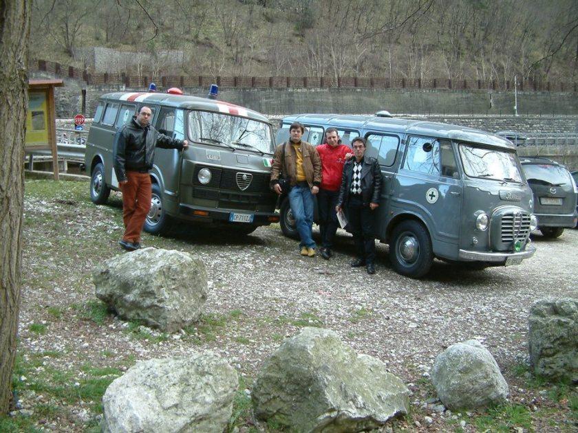 Alfa Romeo Ambu's