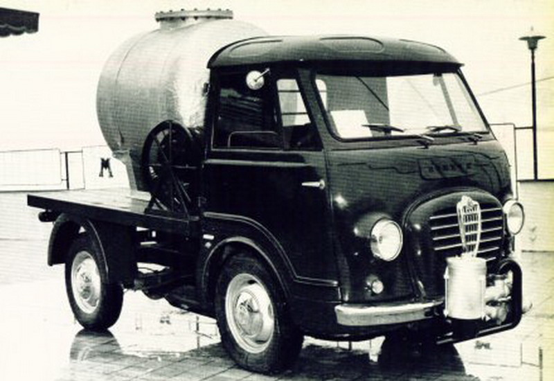 Alfa Romeo pickup