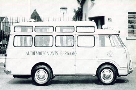 Alfa Romeo Reg Colli AVIS