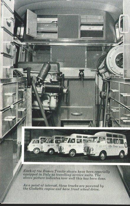 Alfa Romeo Reg Colli U Sservice van int ambulance