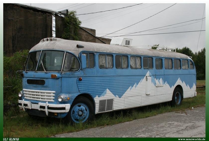 Brill acf brill an old acf brill bus