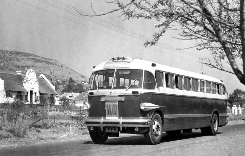 Canadian-built Brill Bus