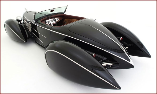 Delahaye 175S roadster bugnotti top