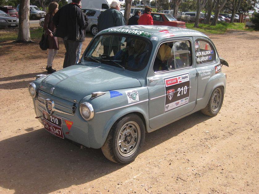 Fiat Abarth 750