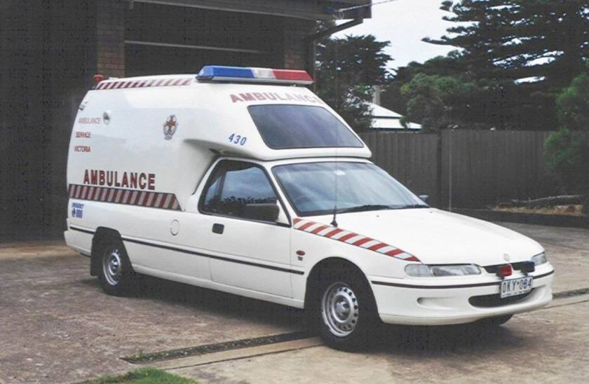 Holden Commodore Vic430