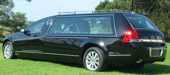 Holden Hearse b