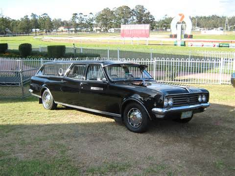 Holden Hearse c