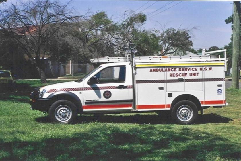 Holden YTF601a