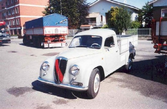 Lancia Appia Pick-Up.