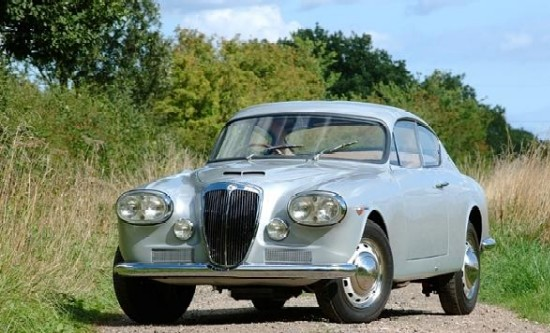 Lancia Aurelia B20 onder handen genomen door Pichon-Parat uit Frankrijk