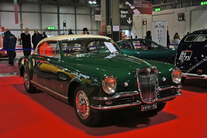 Lancia Aurelia B50 Coupè