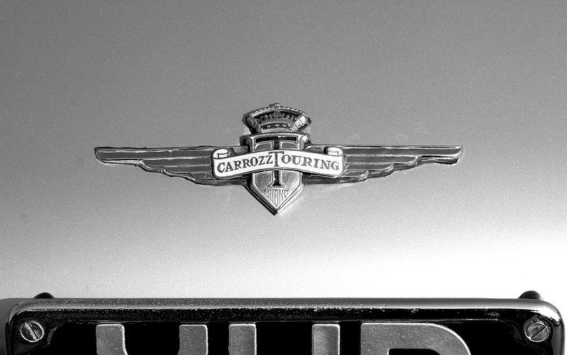 Lancia Flaminia Touring Logo
