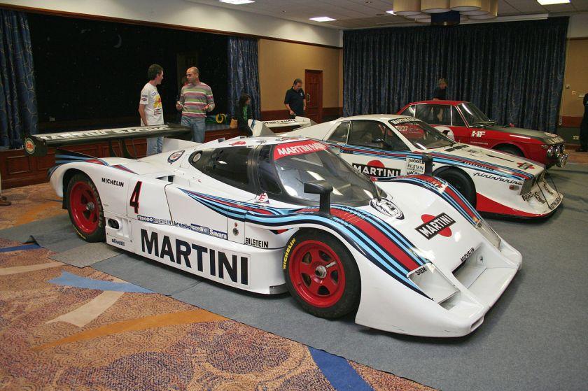 Lancia LC2 sports car