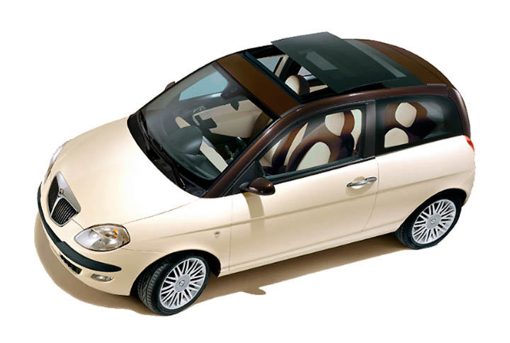 Lancia mini car