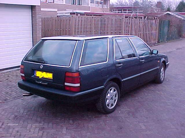 Lancia Thema Turbo16V SW