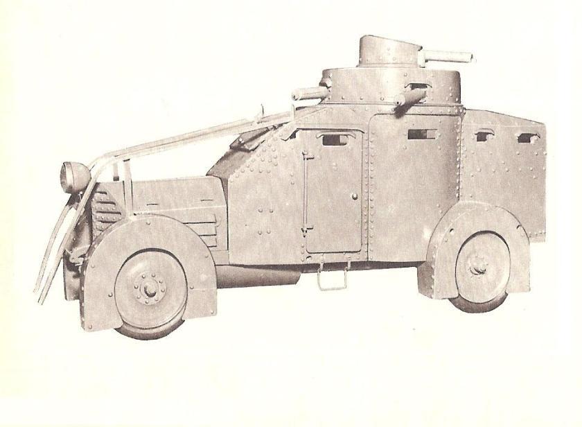Lancia tipo 1Z