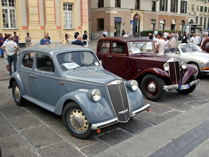 Lancia Two generations Lancia