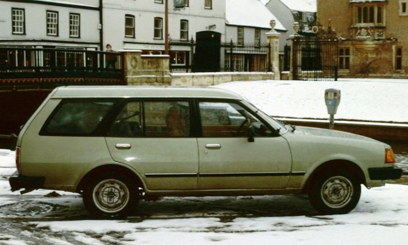 Mazda 323 Wagon