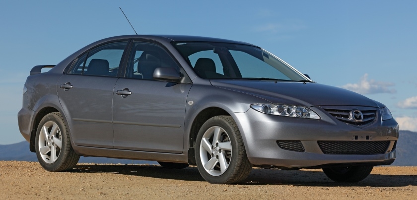 Mazda 6 (GG) Classic hatchback
