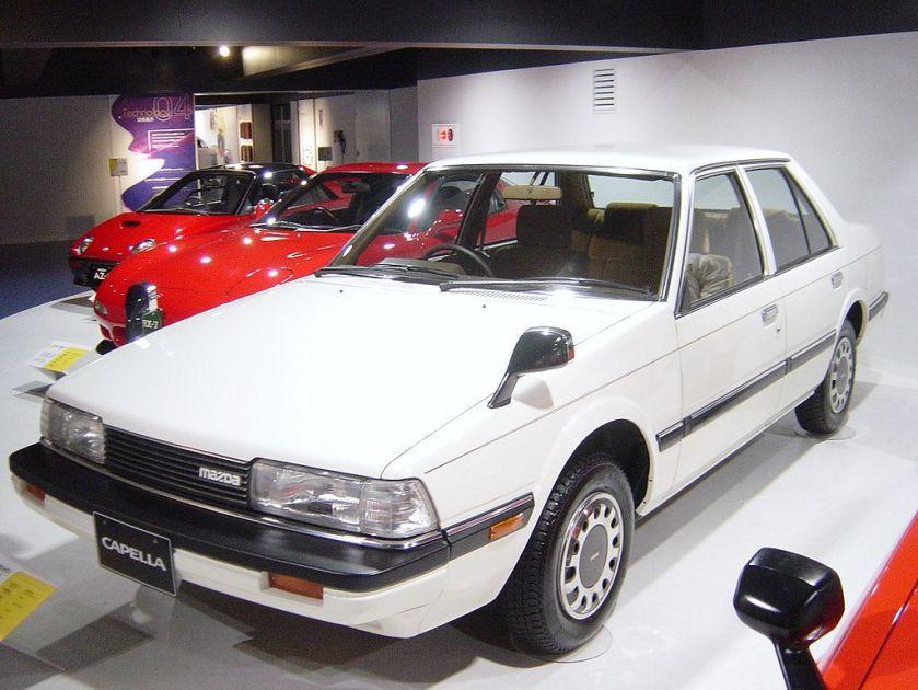 Mazda 626 2. gen