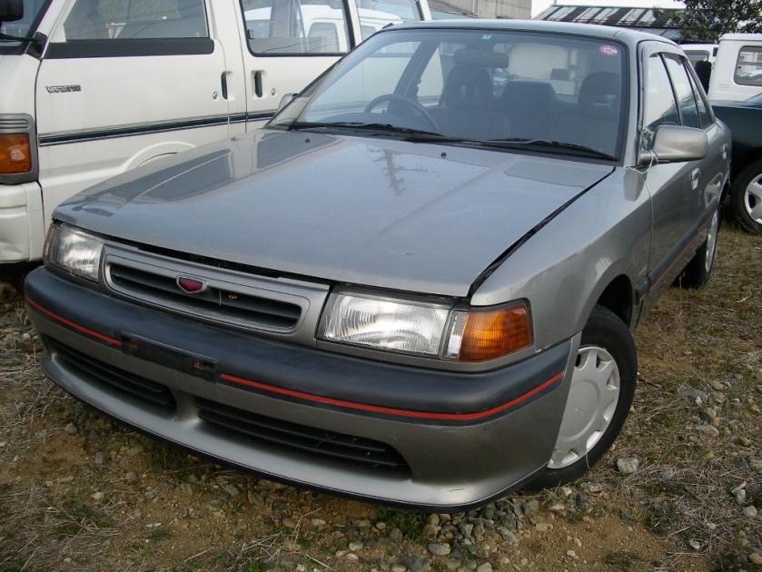 Mazda 626 3