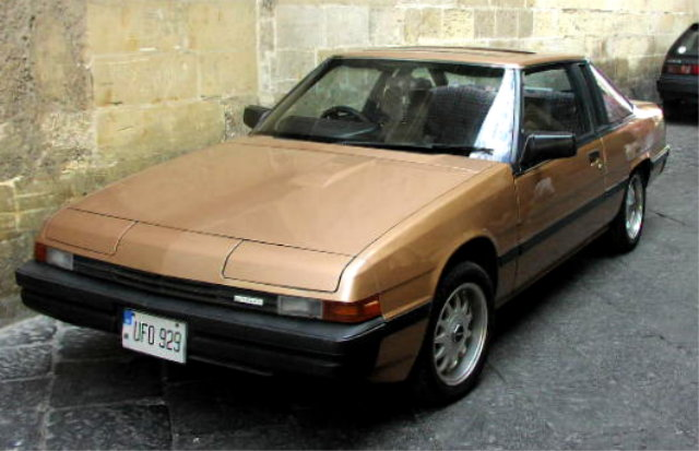 Mazda 929 3rd Gen 01