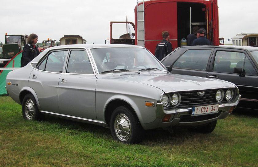Mazda 929 (LA2; Europe)