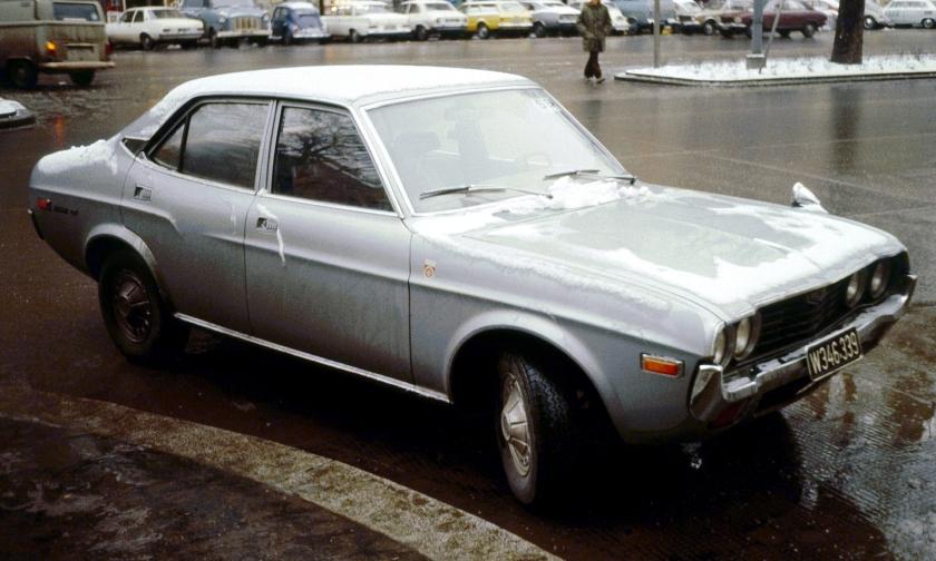 Mazda 929 Wien