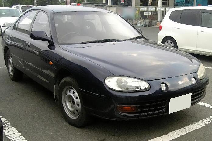 Mazda Autozam Clef