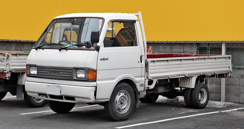 Mazda Bongo Brawny Truck ( Type SD )