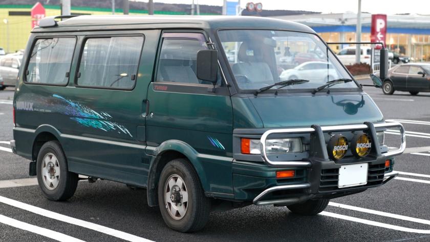 Mazda Bongo Wagon Waux