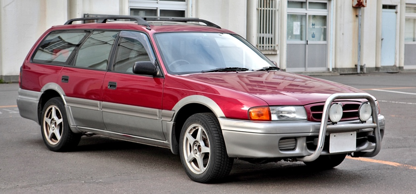 Mazda Capella, Capella Wagon Field Cruiser(JDM).