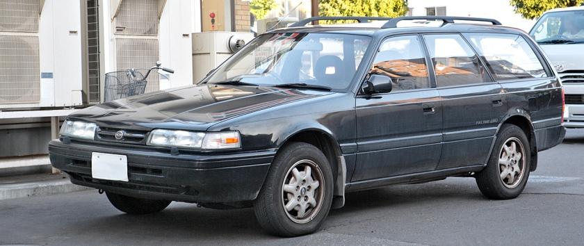 Mazda Capella Cargo 2.0 GT