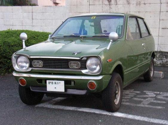 Mazda Chantez-F