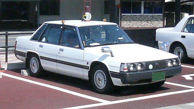Mazda Customcab taxi 02