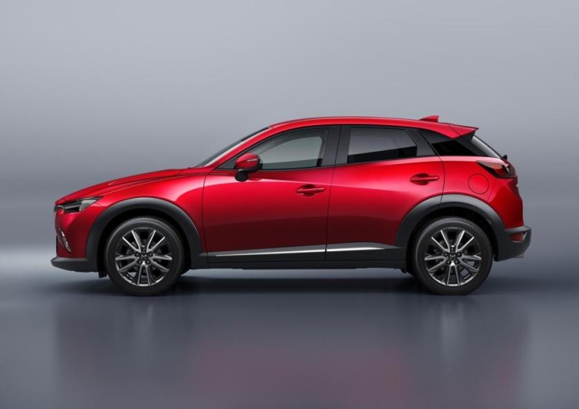 Mazda-CX-3 a