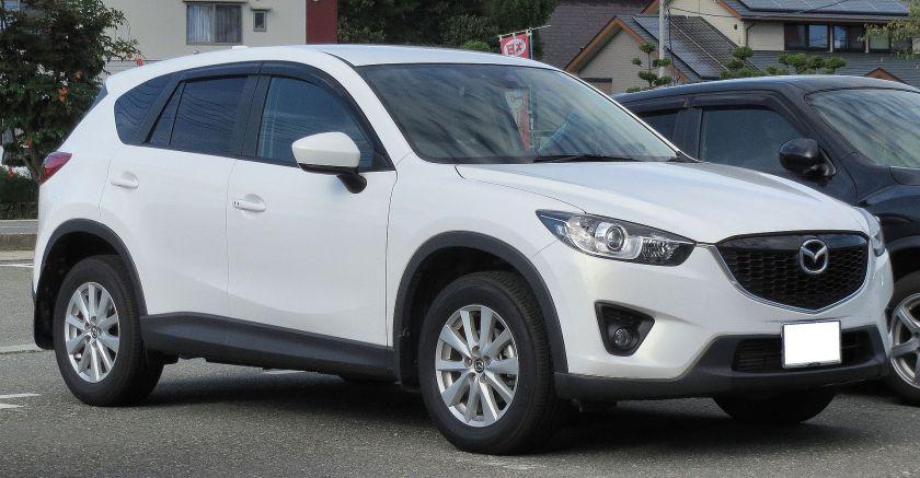 Mazda CX-5 XD 4WD 2.2 SKYACTIV-D(KE2AW)
