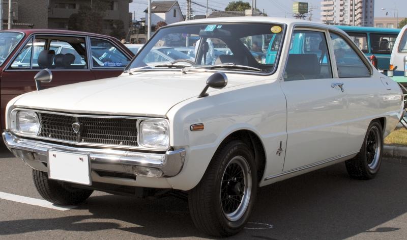 Mazda Familia Rotary Coupe