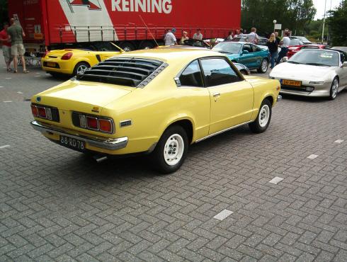 Mazda GeleRX2