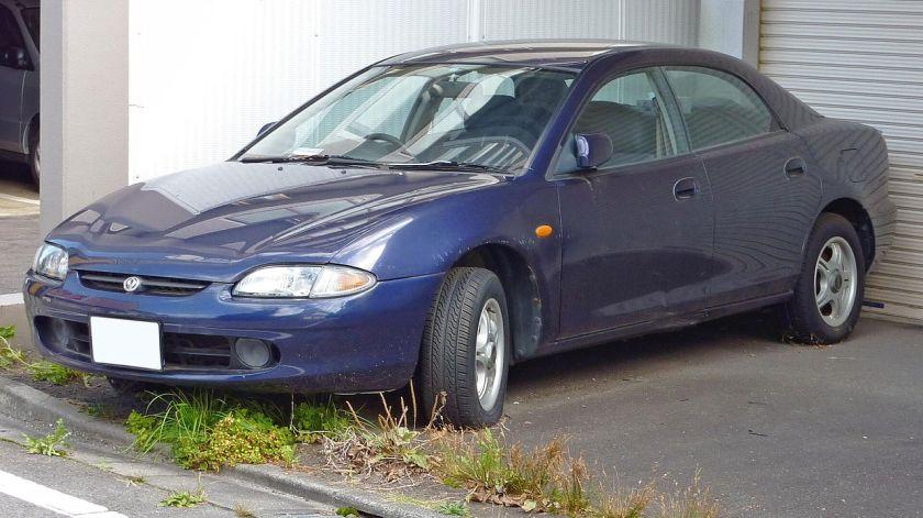 Mazda Lantis b
