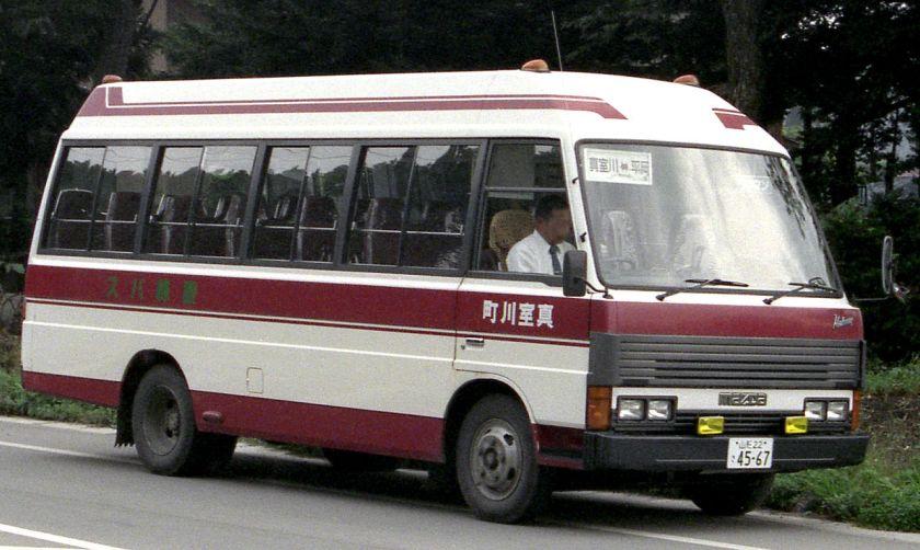 Mazda Mamurogawa choeibus 1