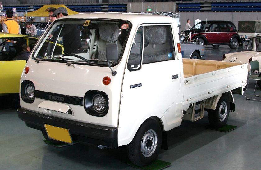 Mazda Porter Cab