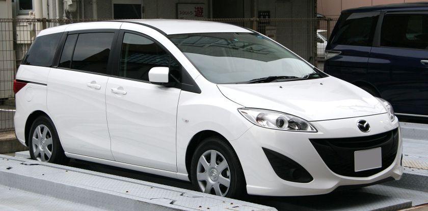 Mazda Premacy 20E