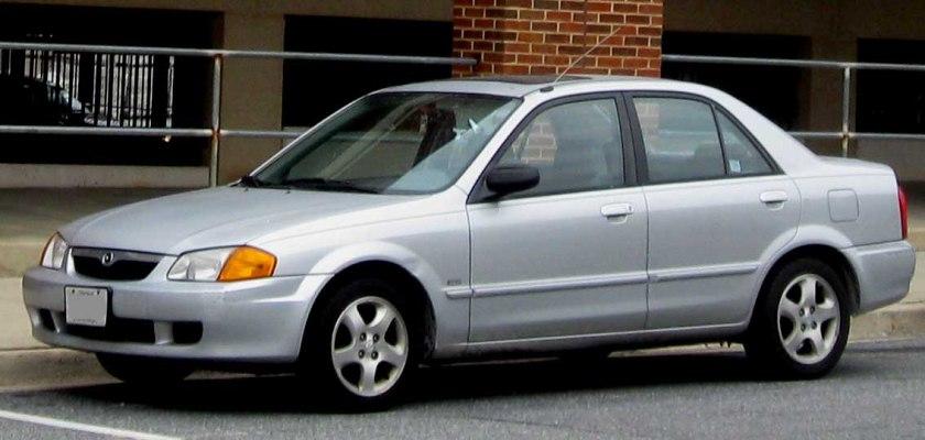 Mazda Protege 323 ES