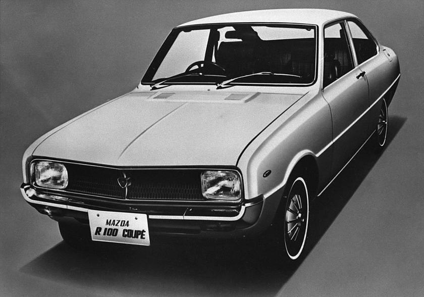 Mazda R 100 Coupé
