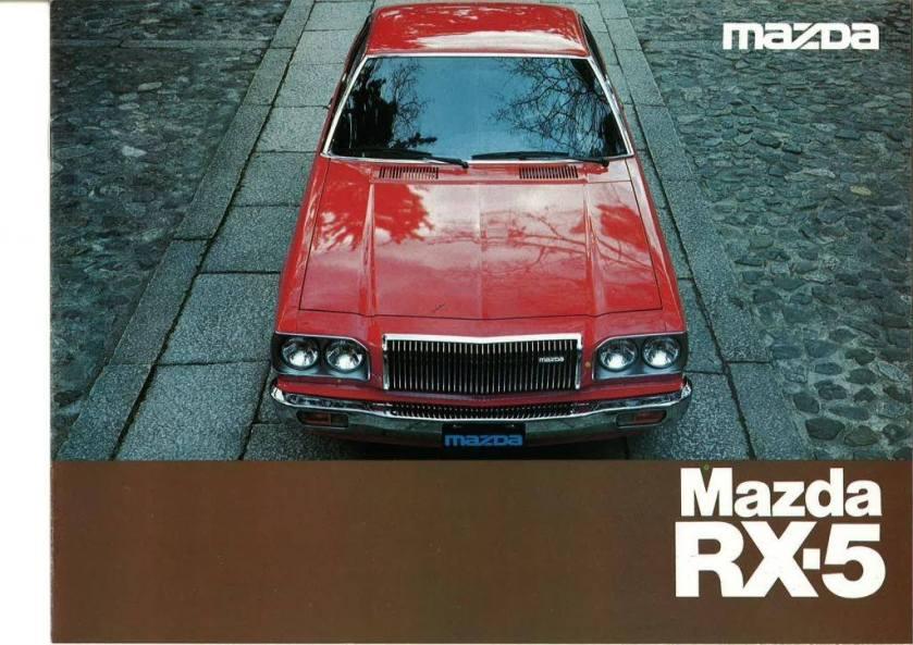 Mazda rx-5